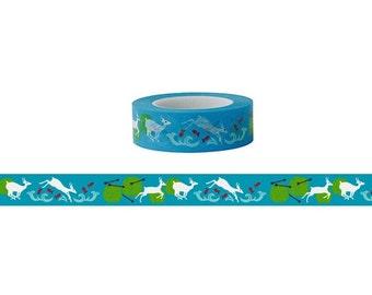Deer Washi Tape (15M) - 9070203