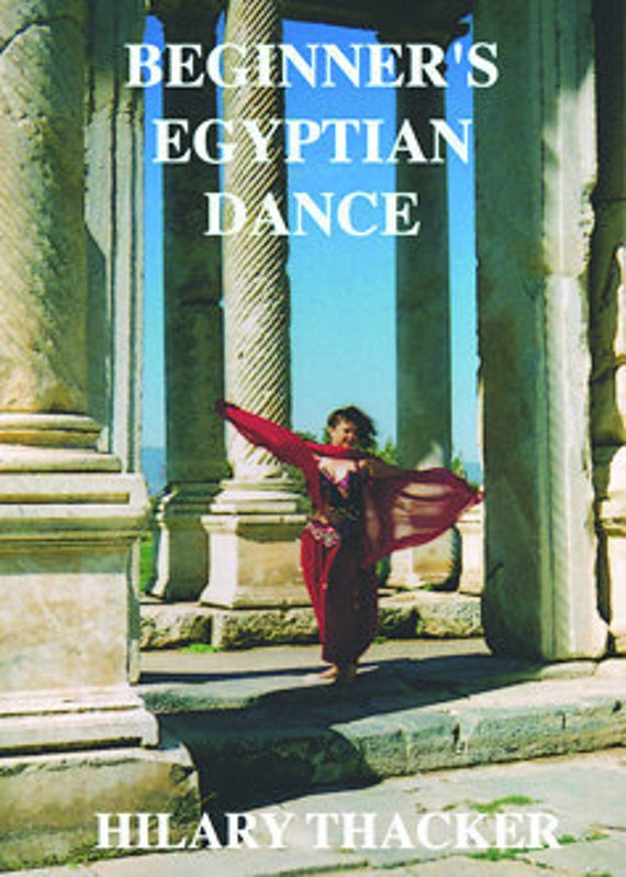 Beginner's Egyptian Dance Instruction DVD by Hilary Thacker