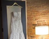 Glitter Wedding Dress Hanger, Gold Wedding Hangers, Personalized Dress Hanger, Maid of Honour Gift, Gift for Her, Bride Hanger