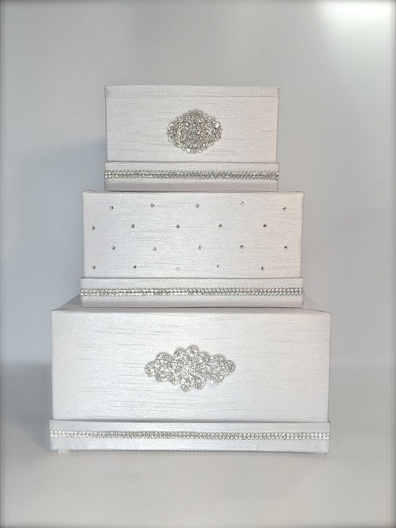 Wedding Card Box With Lock - Wedding Photography