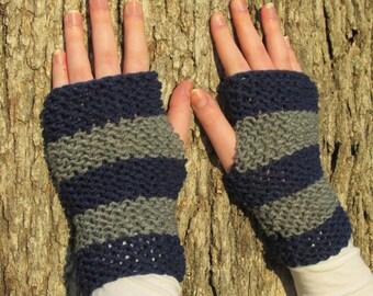 Ravenclaw Fingerless Gloves; Harry Potter World of Hogwarts