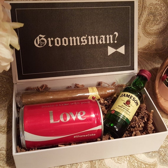 Groomsman Proposal Groomsmen Gift Groomsmen By Thehousediary