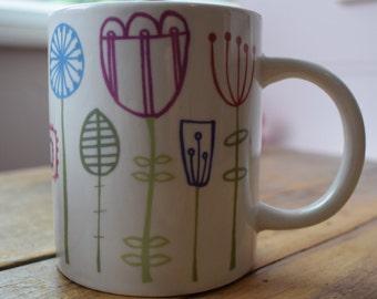 Colour FLANTS mug