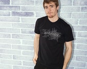 Entropy T-Shirt - Black