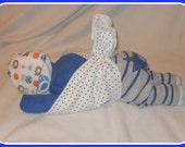 Baby Boy Diaper Baby-GORGEOUS  Baby Shower Centerpiece Idea