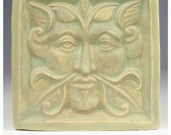 Sage Greenman Tile #1M