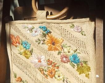 MAUI    ///   Slim Straw Bag