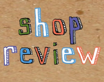 Etsy Shop Review - Shop Critique - Honest Shopfront Review - Storefront Critique - Store Critique - Etsy Coaching - Etsy Mentor - SEO help