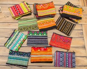 Mini Hmong Purse/Coin Bag/ Accessories/ Ethnic/ Embroidery/Colorful/Tribal/whole sale