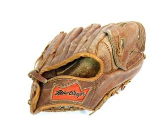 Vintage Retro MacGregor Baseball Glove