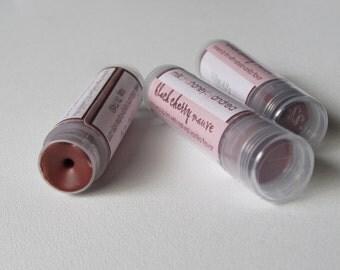 Natural Lip Tint - Black Cherry Mauve