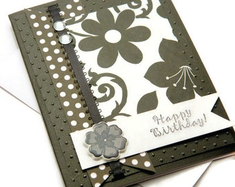 Bday Cards For Her - Birthday Money Card - Gift Card Holders - Girlfriend Birthday - Flower Card For Mom - Happy Birthday Her