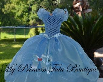 New Cinderella Tutu Dress Cinderella Girls Tutu Dress Disney Princess Tutus Princess Tutus Princess Tutu Dress Princess Butterfly Tutu Dress