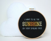 The Friendship Song cross stitch
