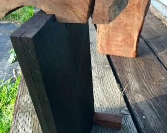 Black Sox Series - Maple Bench