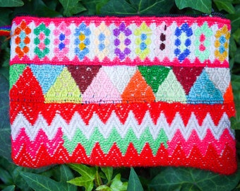 Peruvian Prism Pouch