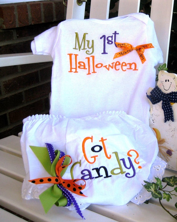 My 1st Halloween for babies and toddlers