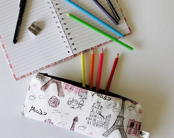 Eiffel Tower Pencil case