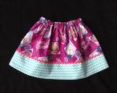 3T Disney Frozen Skirt, Size 3T, Ready to Ship, Elsa Skirt