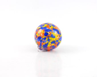 Hand Blown Glass Ornament - O12