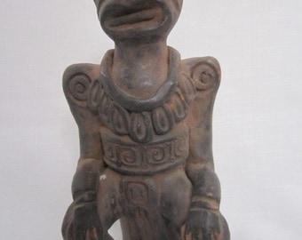 Early African Sculpture Man