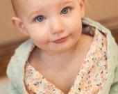Meadow Baby Blanket - Hawthorne Threads, Minky Blanket