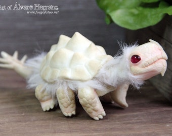 PRERODER - Custom color tarasque hatchling - Made to order