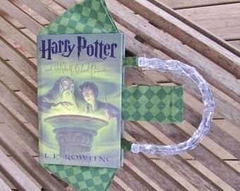 Harry Potter and the Half-Blood Prince - Custom Book Purse - MADE to ORDER