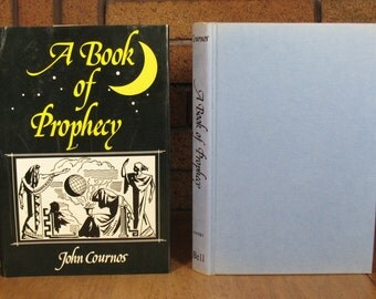 A Book of Prophecy: From the Egyptians to Hitler by John Cournos - HC Bell Publishing 1st ed thus 1975