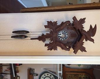German Antique/vintage Cuckoo clock