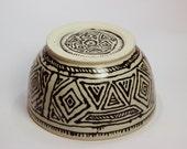 Diamond Native Bowl