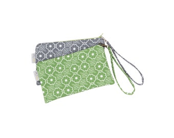 Wristlet - Sunflower Print