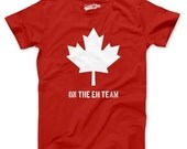 Youth On The Eh Team T-Shirt funny, canada, country, canadian pride, maple leaf, tshirt, shirt, tee. t shirt, screen printed S-XL