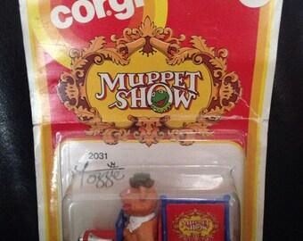 Vintage Muppets Fozzie Corgi Car