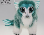 Fantasy Creature Art Doll Sea Fox - MADE TO ORDER - Choose Your Own Colors!