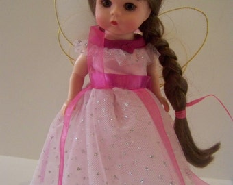 Fairy of Beauty.. Madame Alexander 8 inch doll with long braid