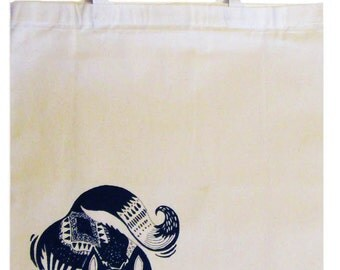 Fox 100% cotton bag