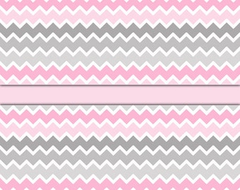 gallery for pink and grey chevron wallpaper