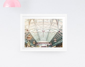 Covent Garden London Photography Print