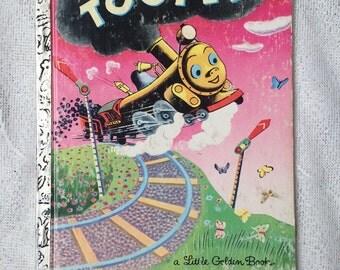 Tootle A Little Golden Book by Gertrude Crampton, Children's Train Book