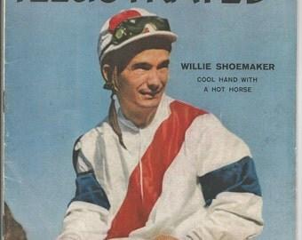 Vintage January 27, 1958 Sports Illustrated Magazine