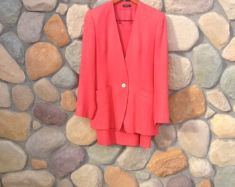 Vintage Two-Piece Suit - Redwood & Ross