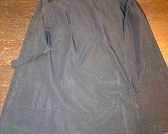 Perfect Wrap Around Black Skirt Vintage