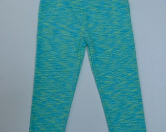 Space dyed SUPPLEX® athletic pants with back pocket