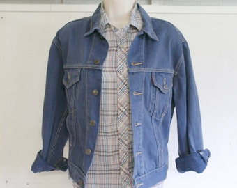 Vintage 90 Levi's Denim jacket mat Navy