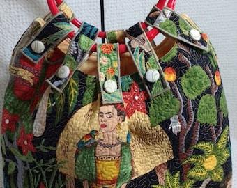 Frida Large Bucket Bag
