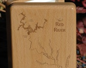 Fly Box-RED RIVER Fly Fis...