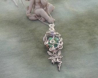 Fairy in the Garden Necklace