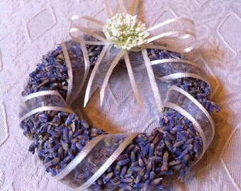 Lavender Ornaments Set Of 6