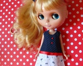 Blythe doll dress.